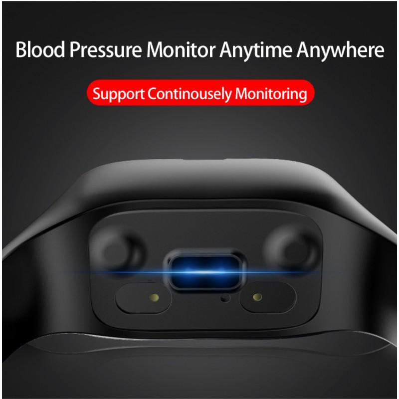2 in1 Smart Watch Bracelet with Bluetooth Earphones Waterproof heart rate blood presure sport monitor Multifunction