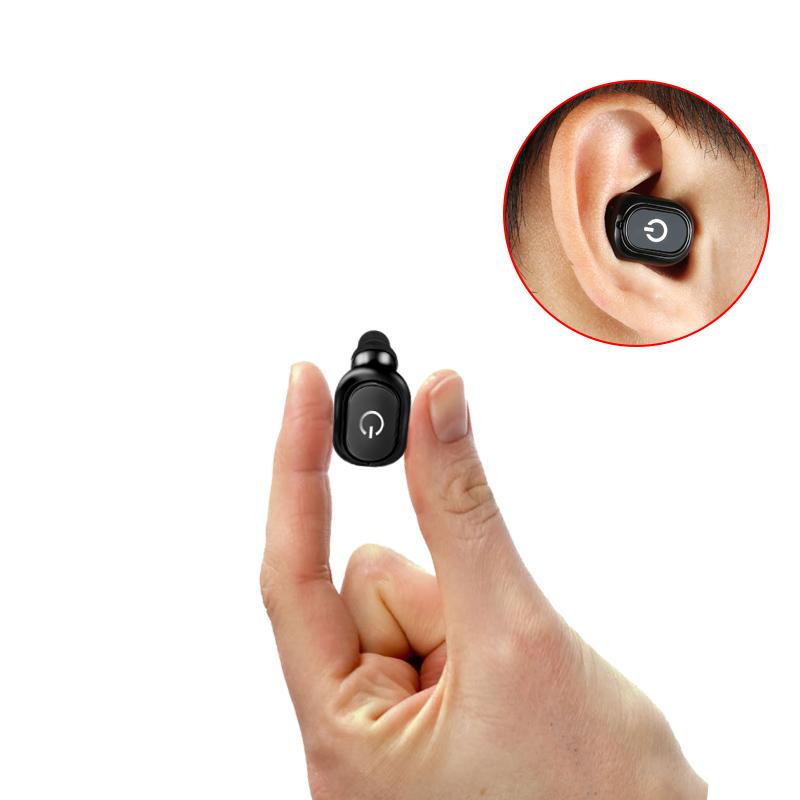 New mini style Bluetooth earphone - Waterproof stealth Bluetooth Earphone