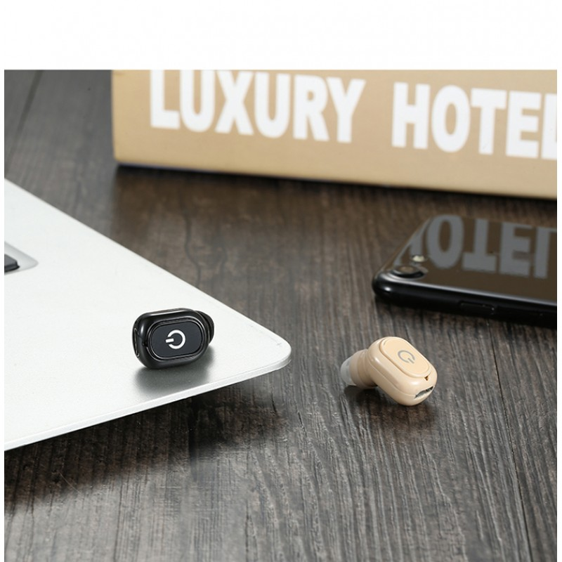 New mini style Bluetooth earphone - Listening to songs for 10 hours in a row